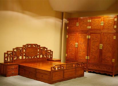 红木家具的保养及施工工艺