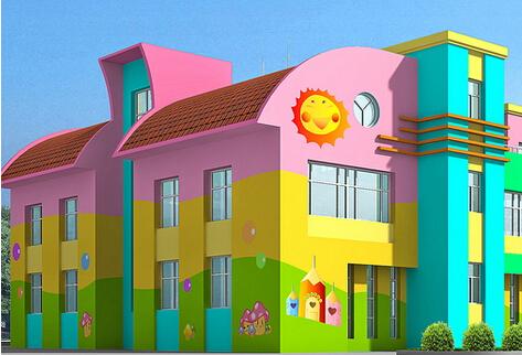房子外墙漆什么颜色好看?该怎么样搭配颜色
