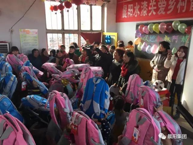 晨阳水漆暖冬行动,超50位乡村教师、留守儿童受到关怀